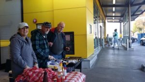 Sausage sizzle to raise money for the church hall restoration